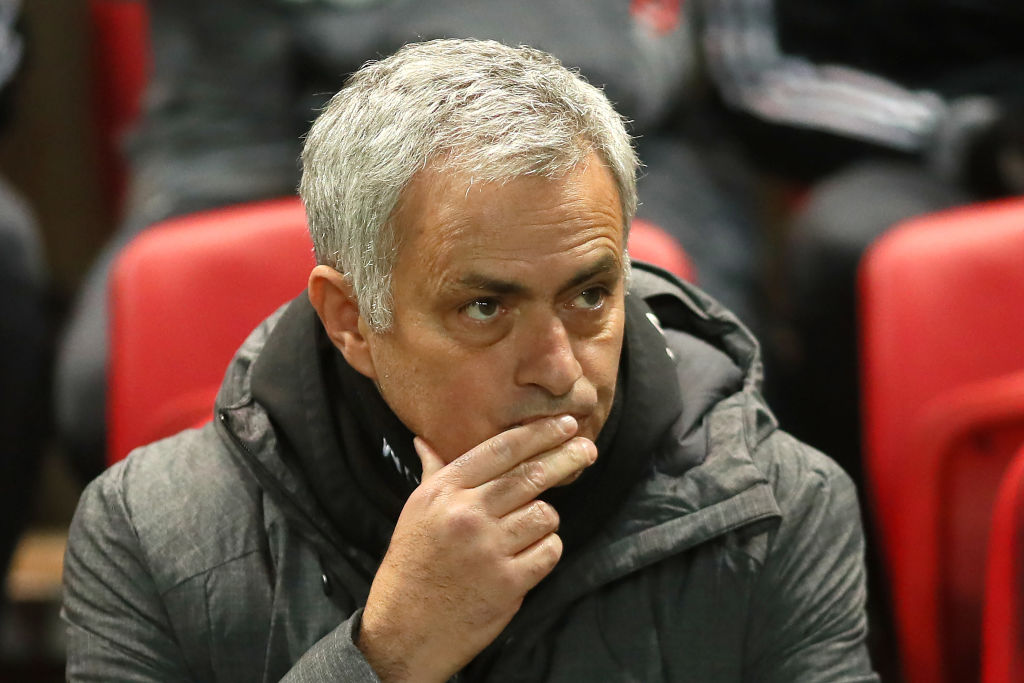 Jose Mourinho plots shock moves for former Manchester United striker Javier Hernandez and Leicester City ace Jamie Vardy