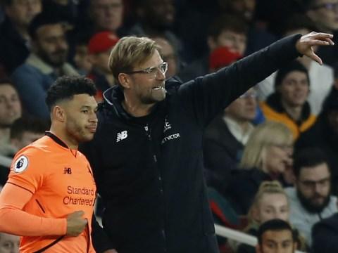 Liverpool boss Jurgen Klopp believes 'smart' Alex Oxlade-Chamberlain has 'lots of space for improvement'