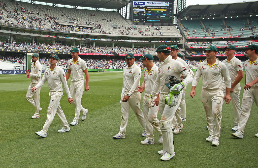 Ashes player ratings: David Warner shows class as Australia bowlers underwhelm in Melbourne