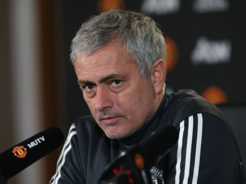 Jose Mourinho provides injury updates on Romelu Lukaku, Marouane Fellaini, Antonio Valencia and Michael Carrick