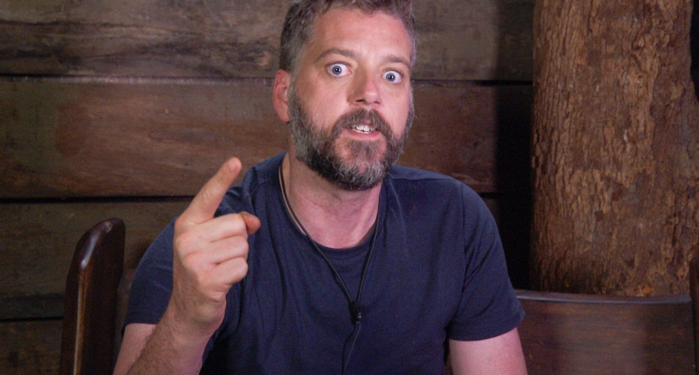 Iain Lee wants to 'cull all owls' after he's 'viciously attacked' and left bleeding