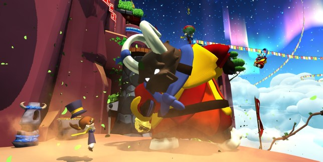 A Hat In Time (PS4) - hats off the to the developers