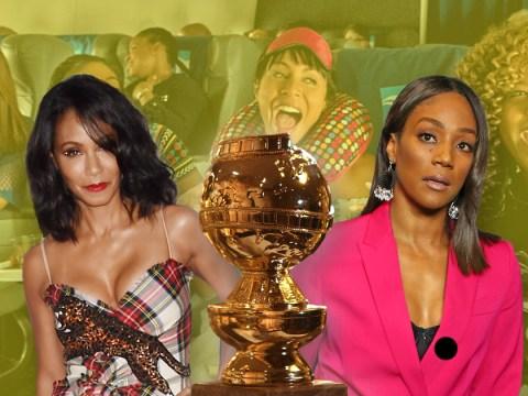 Jada Pinkett Smith blasts Golden Globes for snubbing Girls Trip yet asking co-star Tiffany Haddish to host the show