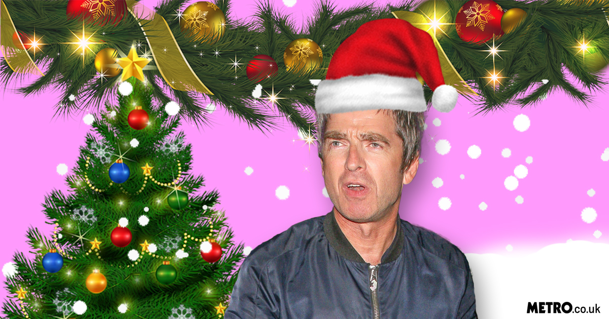 Noel Gallagher only likes Christmas because John Lewis used one of his songs in an advert