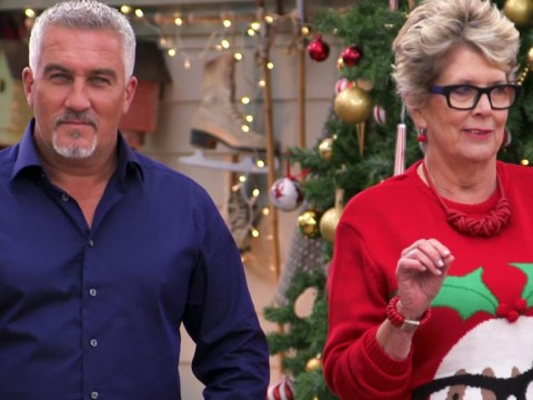 Prue Leith just gave away the technical challenge on Christmas Bake Off