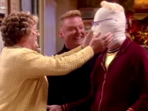 Mrs Brown's Boys Christmas special to explain Rory Cowan's exit with plastic surgery