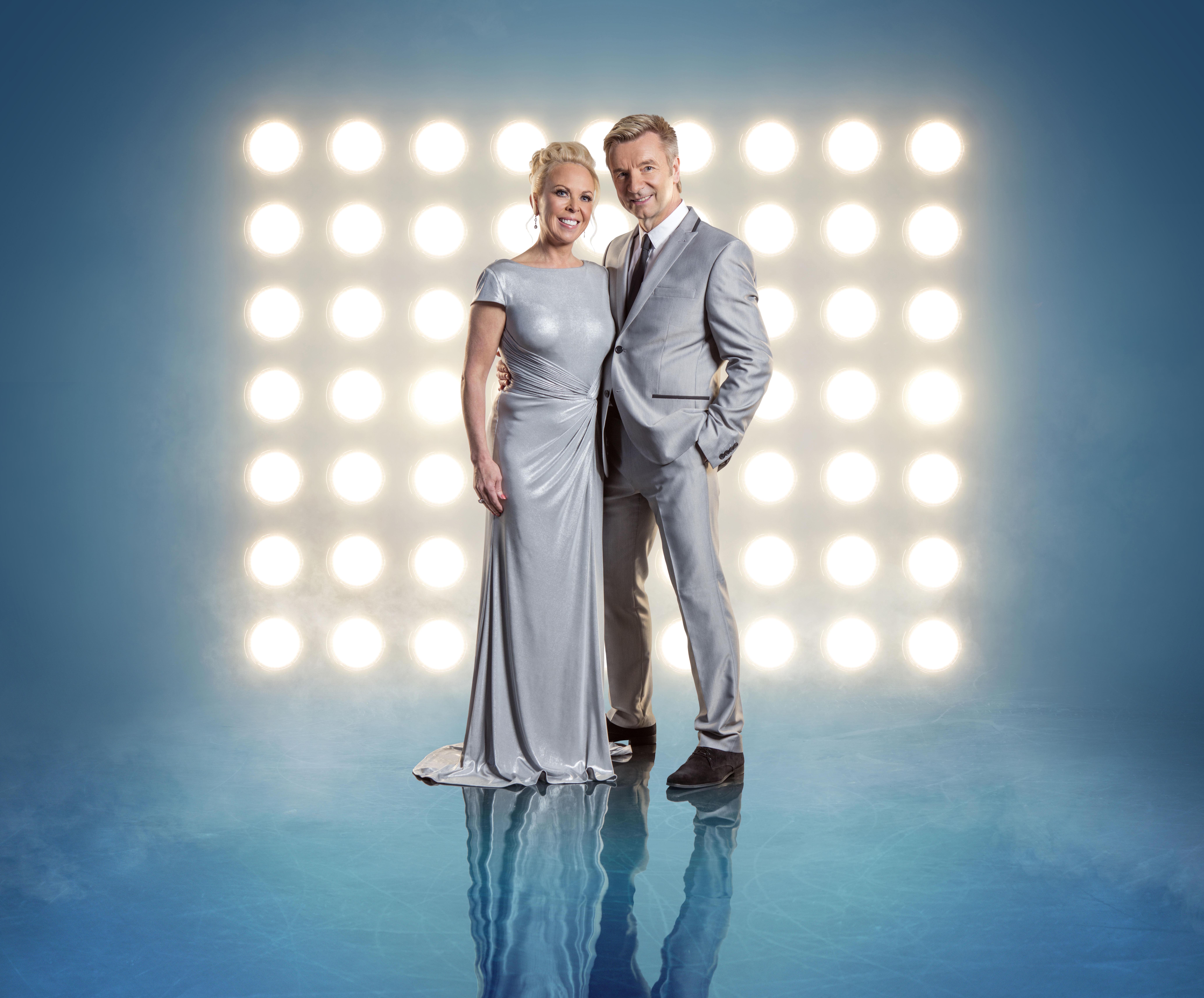Dancing On Ice: Judges Torvill and Dean 'won't mind' if they get booed by the audience