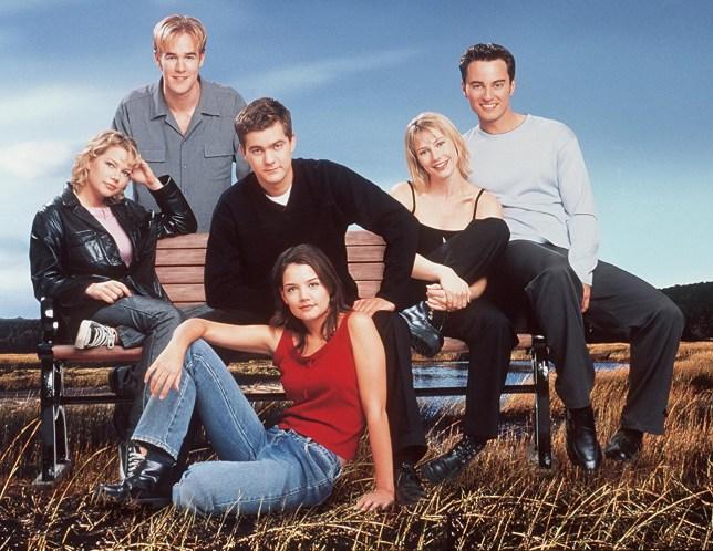The cast of Dawson's Creek