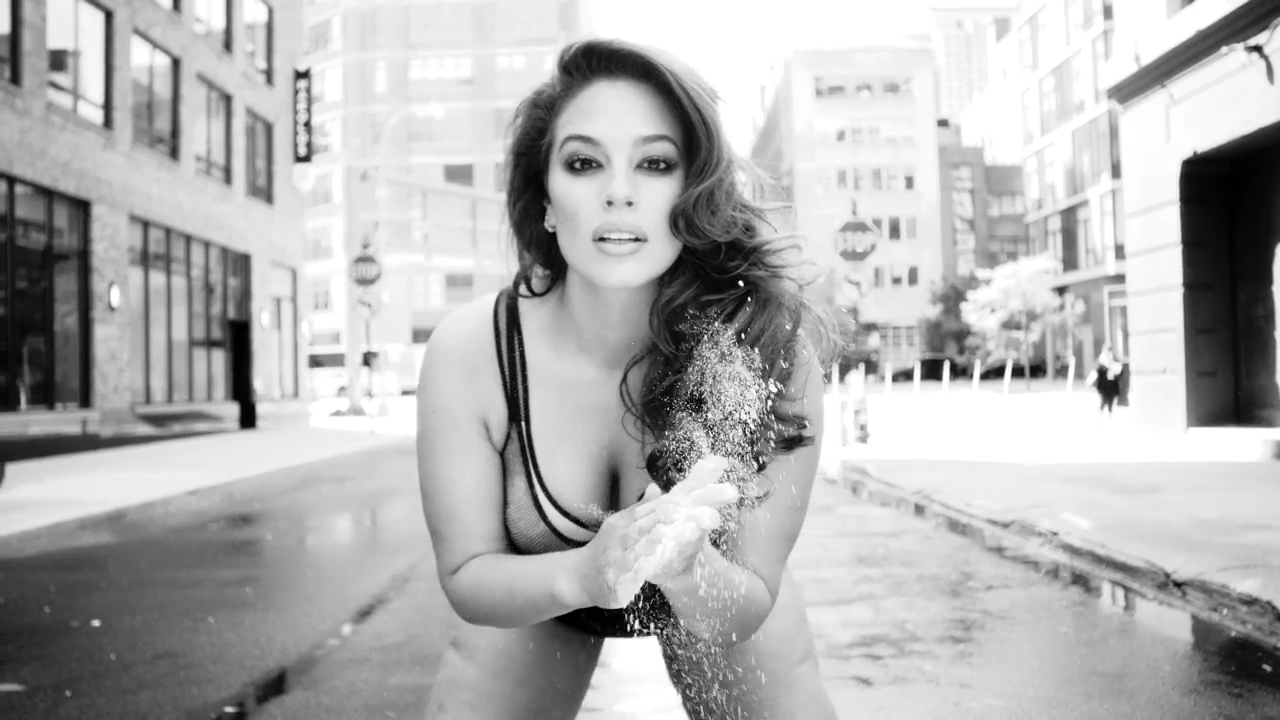 Ashley Graham urges women to 'embrace their own sexuality' in LOVE advent calendar