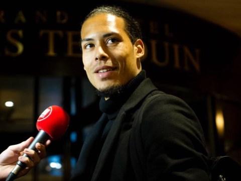 Virgil van Dijk sends message to new Liverpool team-mates after agreeing transfer