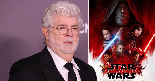 George Lucas is a fan of The Last Jedi