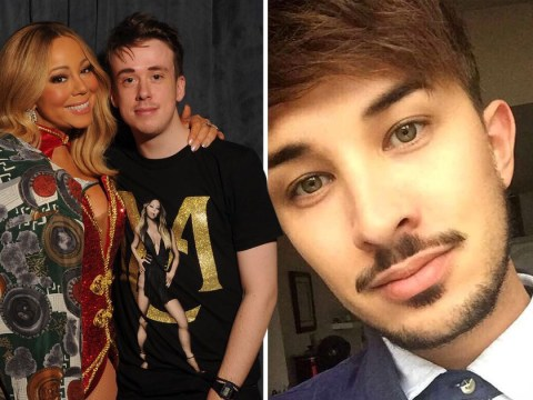 Mariah Carey paid tribute to Manchester bombing victim Martyn Hett by wearing his jacket at UK gig
