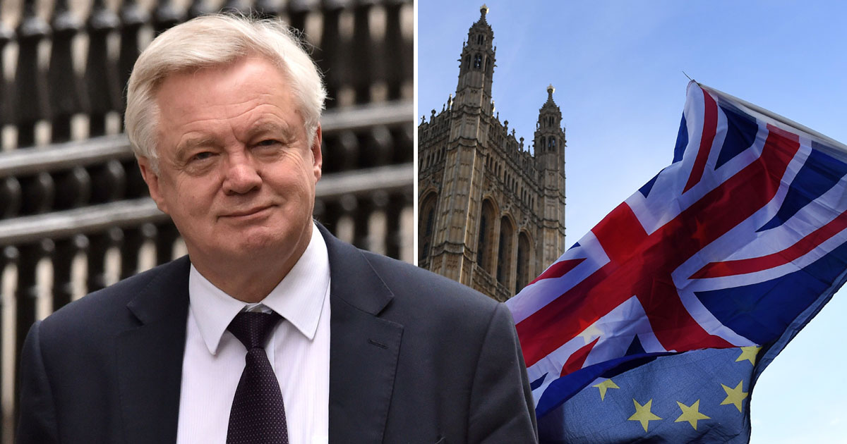Stage set for another Brexit showdown with Tories threatening to rebel