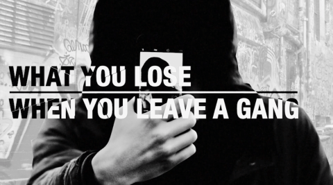 What do you lose when you leave a gang?