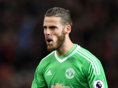 David De Gea tells agent Jorge Mendes he will reject Real Madrid to stay at Man Utd