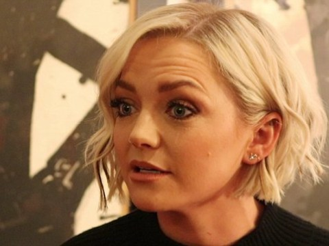 EastEnders spoilers: S Club 7 star Hannah Spearritt reveals the gossip on her role as Kandice Taylor in our video chat
