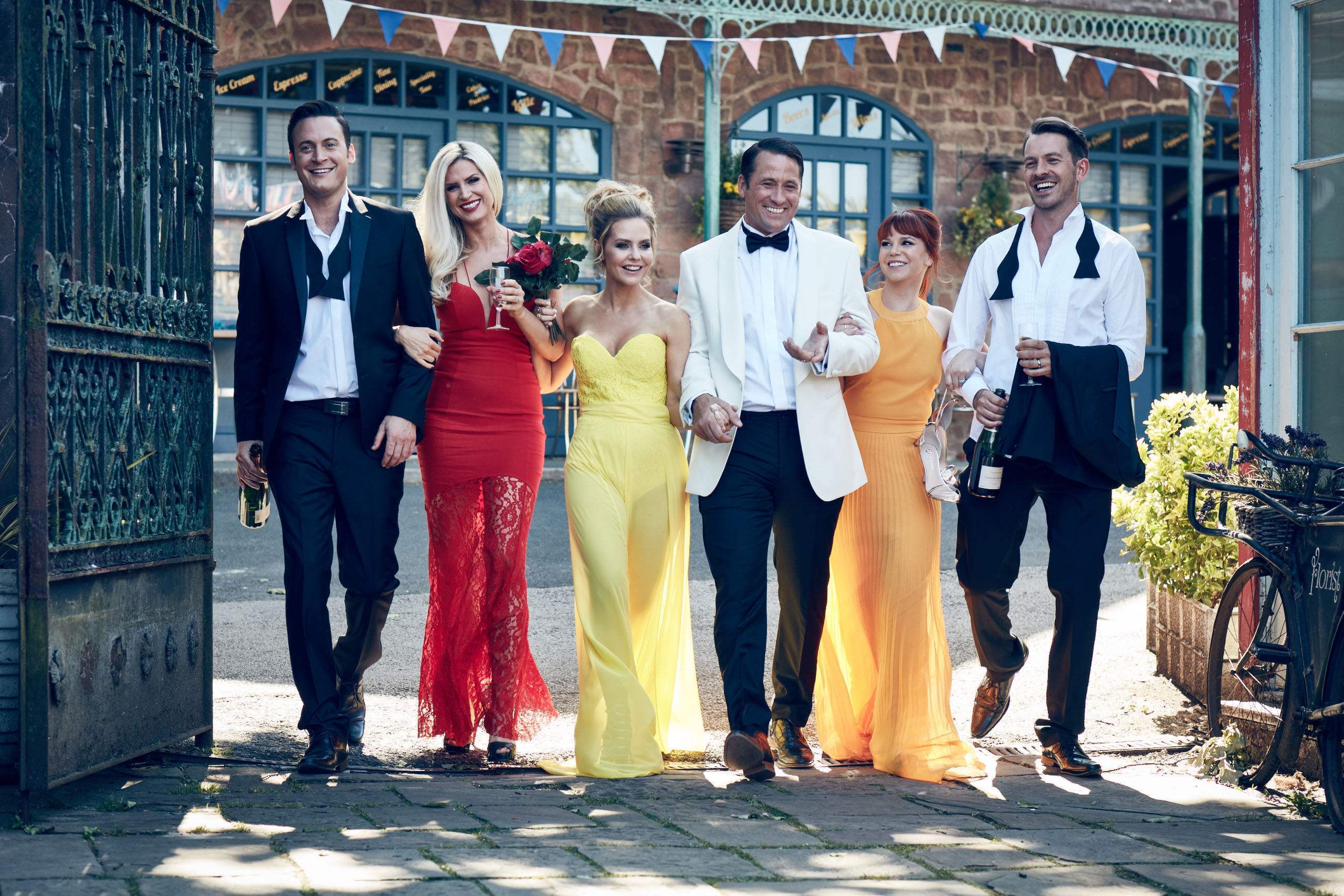 Hollyoaks is releasing a box set of classic episodes