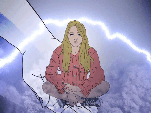 ***ILLUSTRATION REQUEST*** How my faith has helped me with my mental health recovery (Frances)
