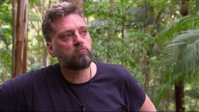 Iain Lee reveals he's seeing a psychiatrist as he compares I'm A Celebrity experience to taking LSD