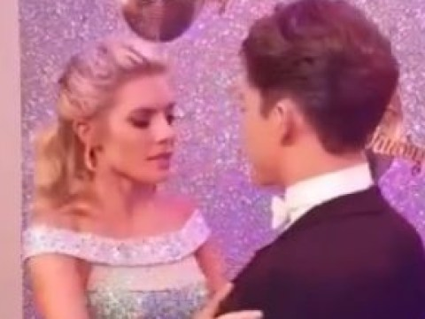 Mollie King and AJ Pritchard share a touching unseen moment after Strictly Come Dancing semi-final