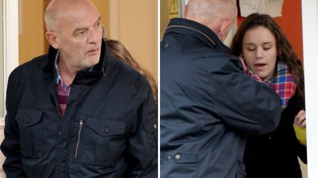 Faye is in serious danger from Phelan in Coronation Street