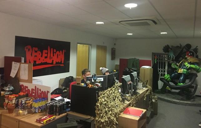 Rebellion celebrate 25 years as a video game developer