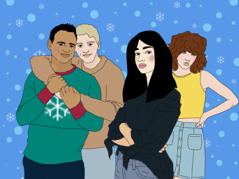 How to manage your social life in the hectic Christmas period