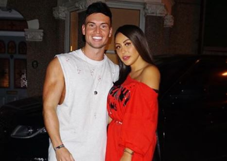 Joel Corry dumped Sophie Kasaei after six years over the phone