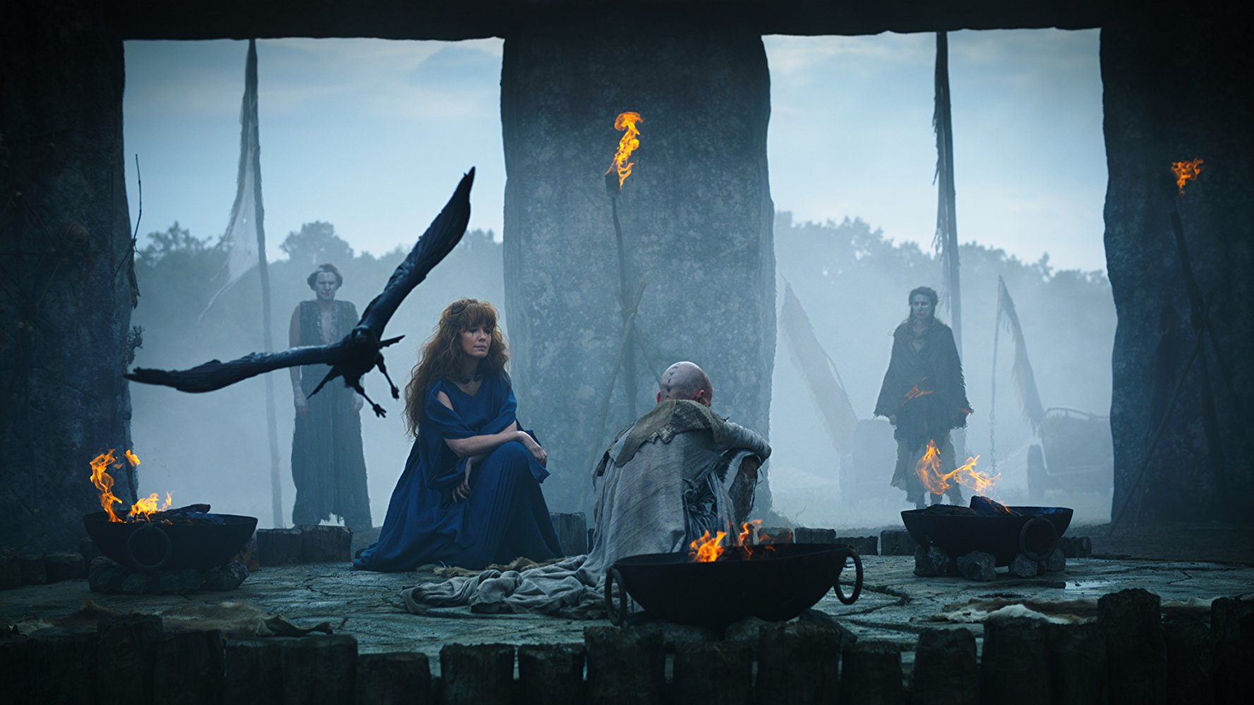 Britannia: What's the show about? Is it worth watching? And is it anything like Game of Thrones?