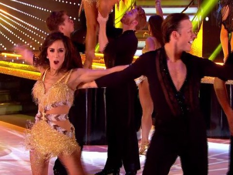 Strictly fans left upset as Kevin Clifton and wife Karen don't dance together in final