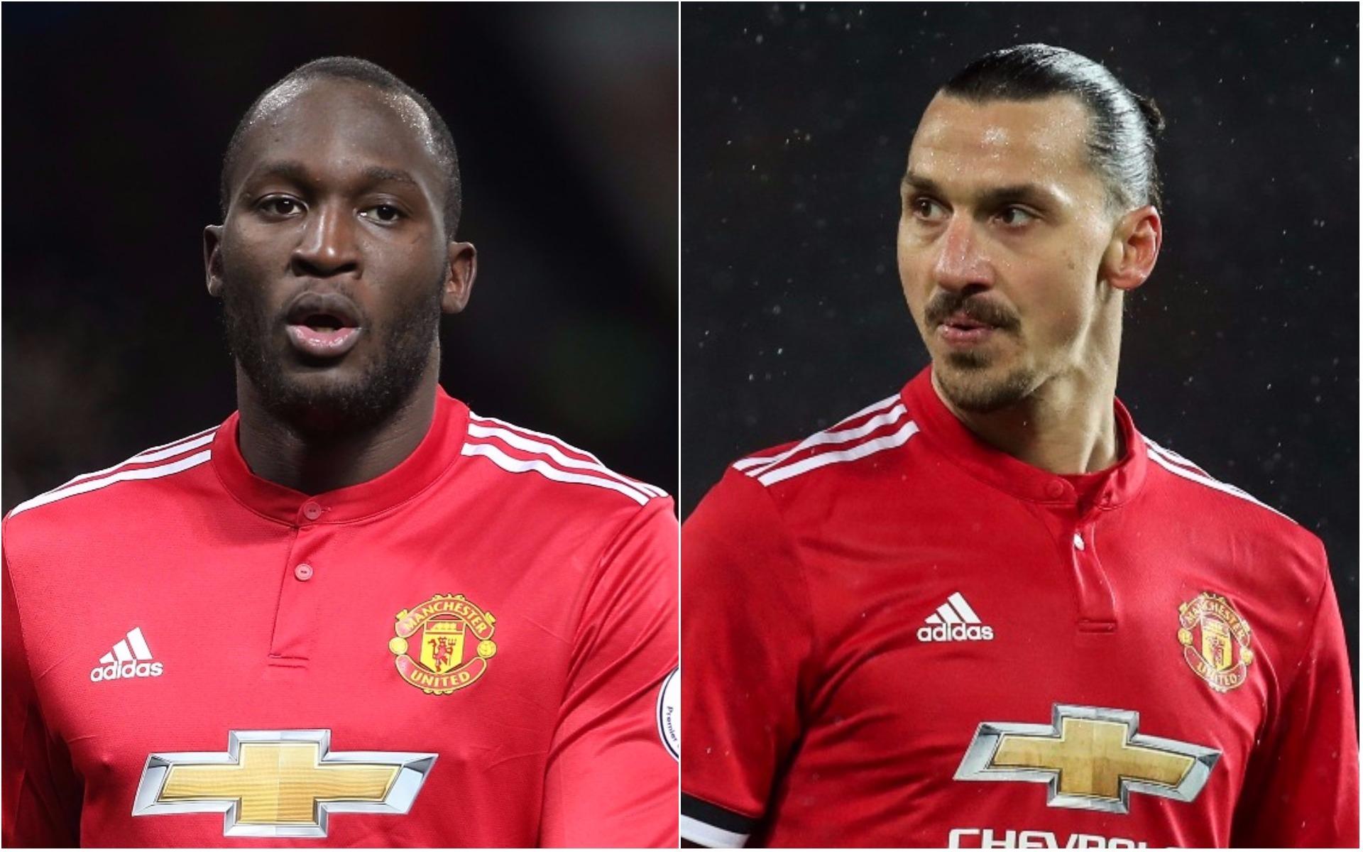 Romelu Lukaku upset with Zlatan Ibrahimovic and Paul Pogba at Manchester United