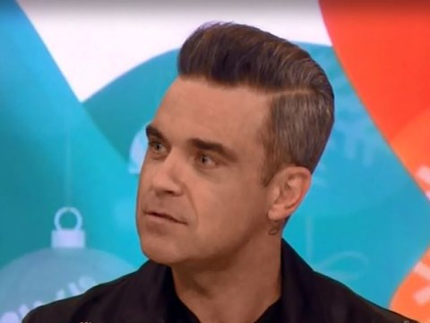 Robbie Williams reveals bad back left him in so much agony he was having daily injections for pain
