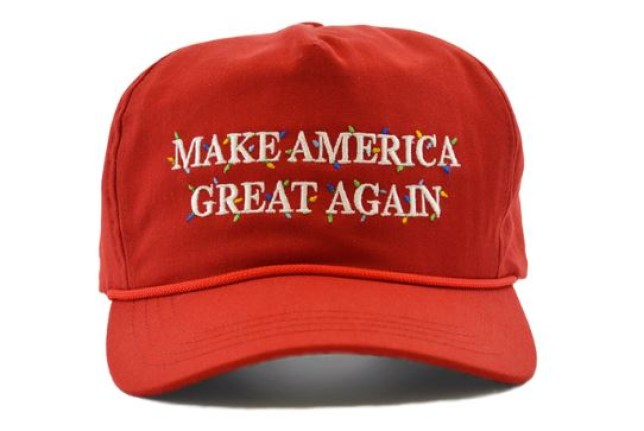 64a7dcf410b7c What do you mean you haven t already ordered your MAGA Christmas hat ...