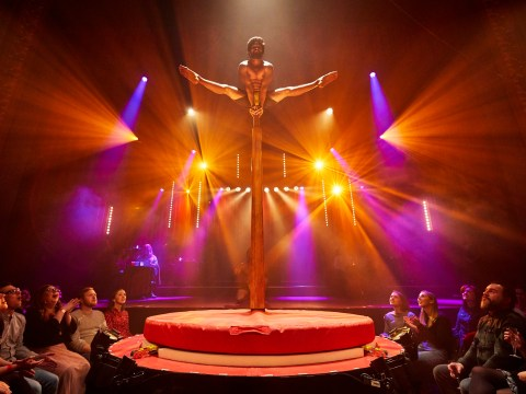 La Soiree, Aldwych Theatre, review: raucous Christmas fun for a steal of a price