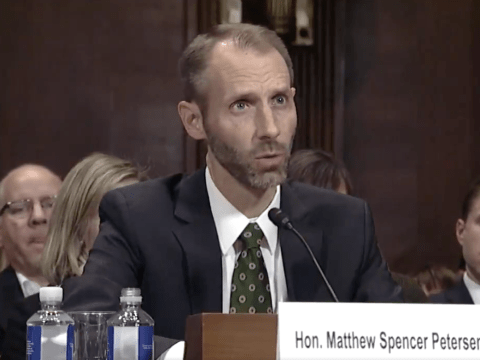 Donald Trump's judge nominee can't answer any questions in cringiest job interview