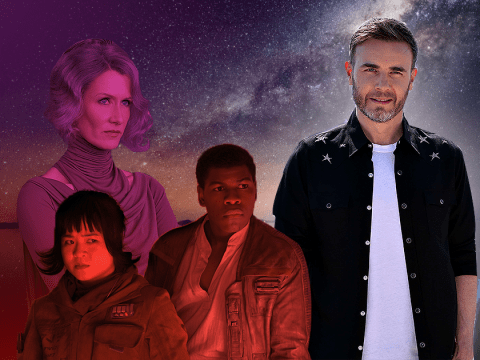 The Last Jedi: Here's where Gary Barlow's cameo actually appeared in the Star Wars film