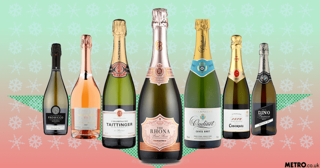 Best vegan proseccos/champagnes to enjoy this festive season (Sareta) picture: Supplied/Metro.co.uk