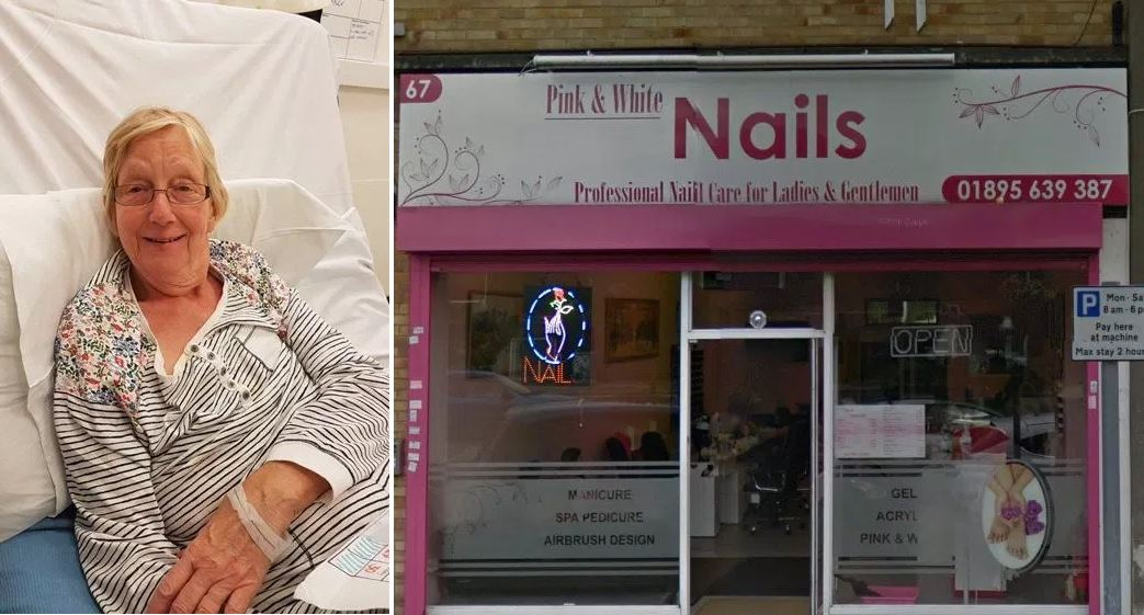 Nail salon tells dying grandmother who wanted a manicure 'we don't do disabled or ill people'