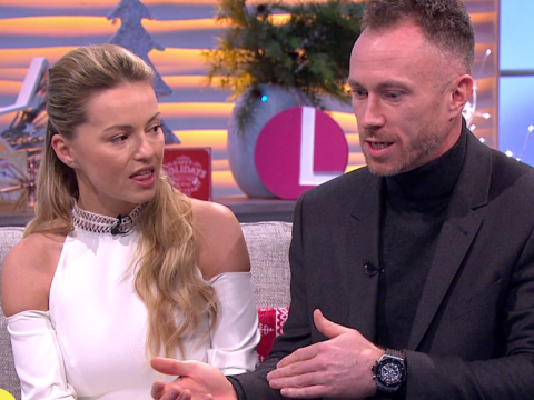 'It's rife!': Ola and James Jordan reckon the Strictly curse is a reflection of affairs up and down the country