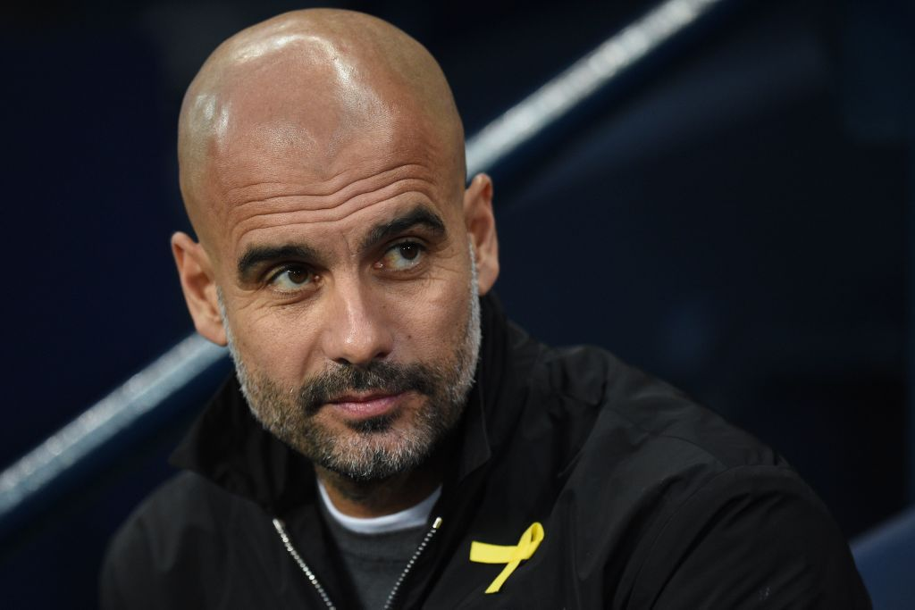 Manchester City star David Silva a doubt for Manchester United clash, says Pep Guardiola