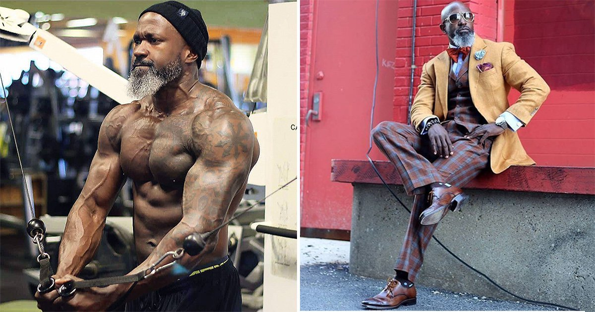 Meet this ripped grandpa who's more fit than you'll ever be