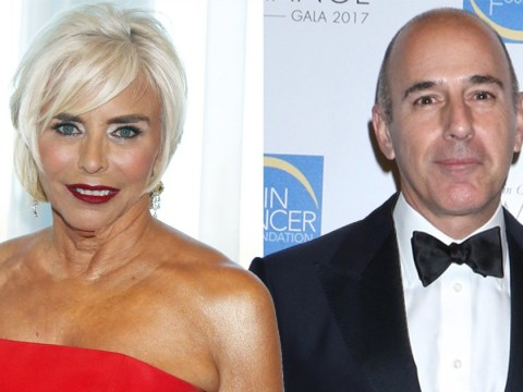 Matt Lauer's ex-wife says she supports him '100%' amid sexual harassment allegations