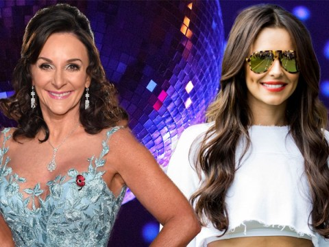 Shirley Ballas has her eye on Cheryl to do BBC's Strictly Come Dancing next year