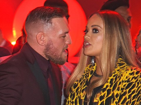 Rita Ora looks cosy with Conor McGregor during 'date night' at London Fashion Awards
