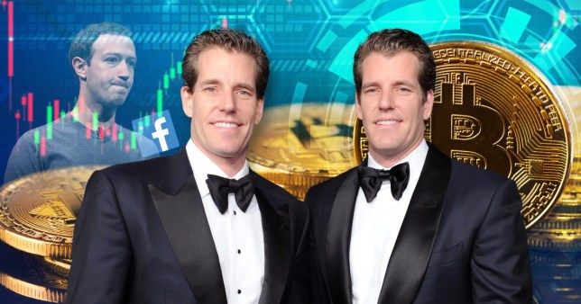 Twins who sued Mark Zuckerberg are first bitcoin billionaires