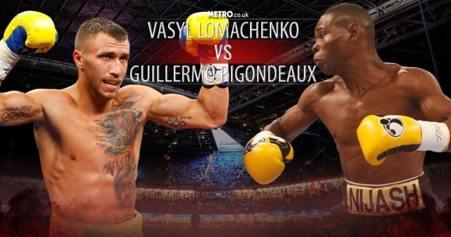 Vasyl Lomachenko vs. Guillermo Rigondeaux fight preview