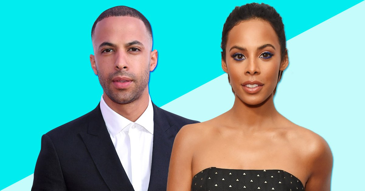 The Saturdays were 'banned from dating boybanders' so Rochelle Humes dated Marvin in secret