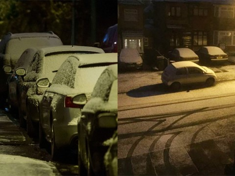 Widespread snow forecast as cold air pushes in on tail of Storm Caroline