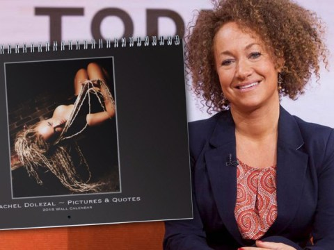 Woman who faked being black releases calendar full of 'black history facts'