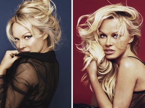 Pamela Anderson's new glamorous photo shoot reminds us of the 1990s